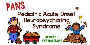 Pediatric Acute-Onset Neuropsychiatric Syndrome
